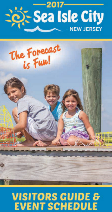 2017 Sea Isle Visitor Guide
